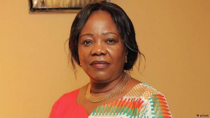 L'activiste Annie Chebeya, femme de Floribert Chebey, tué en 2010