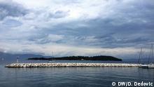Griechenland Insel Vido