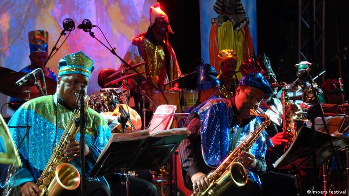 BG Moers Festival | Sun Ra Arkestra (moers festival)