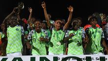 Fußball West African Football Union | Finale Nigeria - Elfenbeinküste