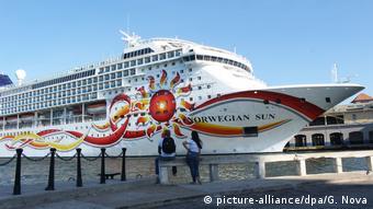 Kreuzfahrten auf Kuba (picture-alliance/dpa/G. Nova)