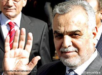 طارق هاشمی، معاون رئیسجمهور عراق