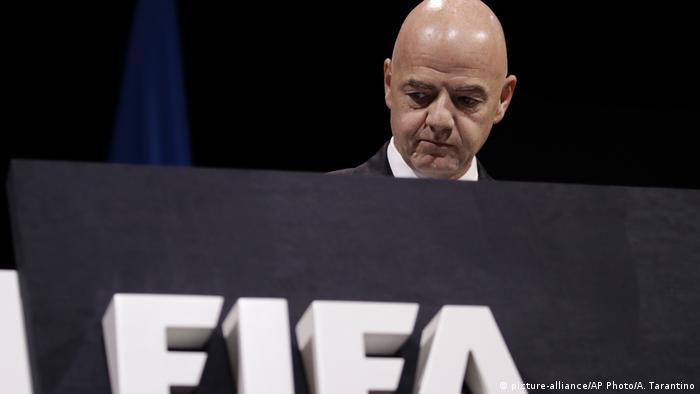 69. Fifa-Kongress in Paris | Infantino sieht Erfolgsbilanz