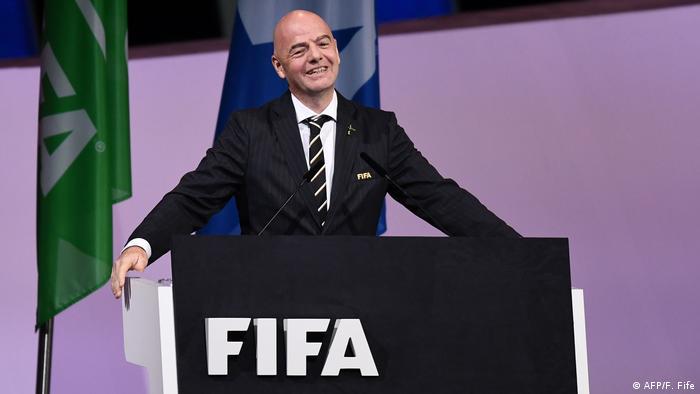 69. Fifa-Kongress in Paris | Infantino wiedergewählt