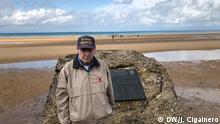 Frankreich | Die letzten D-Day Veteranen | Lambert