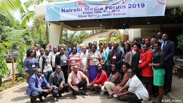 Medien im digitalen Wandel: Alumni Medienforum 2019 in Kenia