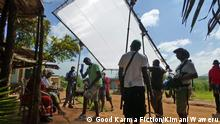 DW Akademie, funded by Germany's Federal Ministry for Economic Cooperation and Development (BMZ), and its partners have been supporting and training African filmmakers with a number of projects.