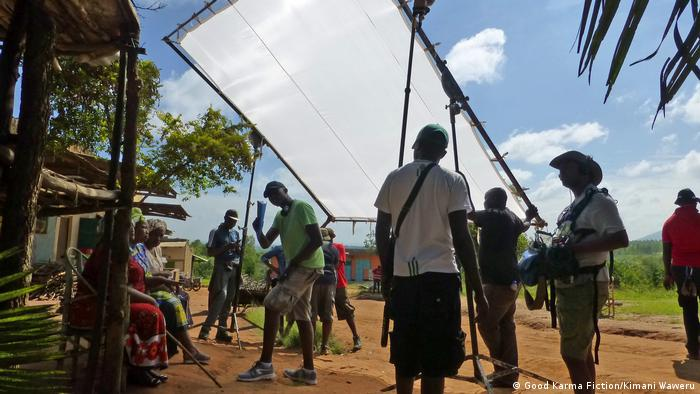 Film production in Africa (Good Karma Fiction/Kimani Waweru)