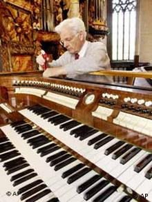 A German organ-builder