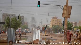 Sudan Khartum | Proteste & Unruhen (picture-alliance/AP Photo/M. Najib)