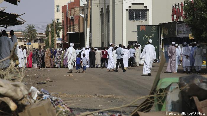 Sudan Khartum | Proteste & Unruhen