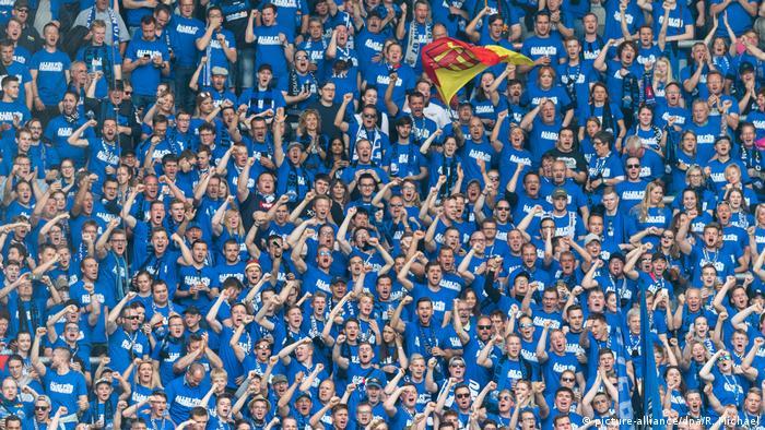 Deutschland Fußball 2. Bundesliga | SC Paderborn, Fans