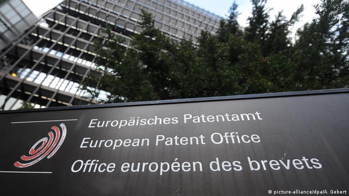 Deutschland Europäisches Patentamt in München
