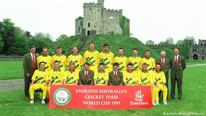 Cricket World Cup Gewinner 1999 Australien (picture-alliance/Photoshot)
