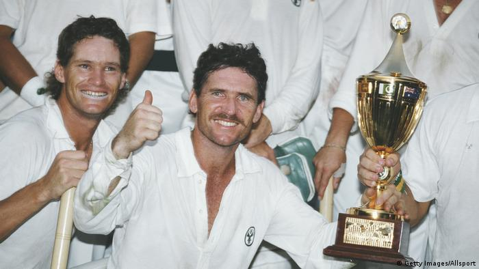 Cricket World Cup Gewinner 1987 Australien (Getty Images/Allsport)