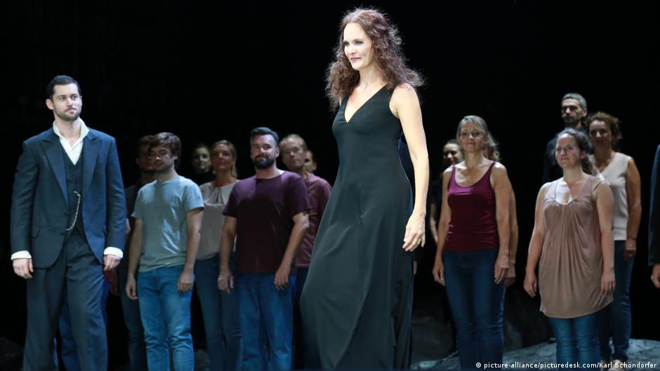 Österreich Theater an der Wien | Marlis Petersen, deutsche Sopranistin