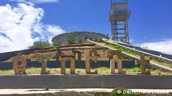 Äthiopien Axum-Universität in der Region Tigray