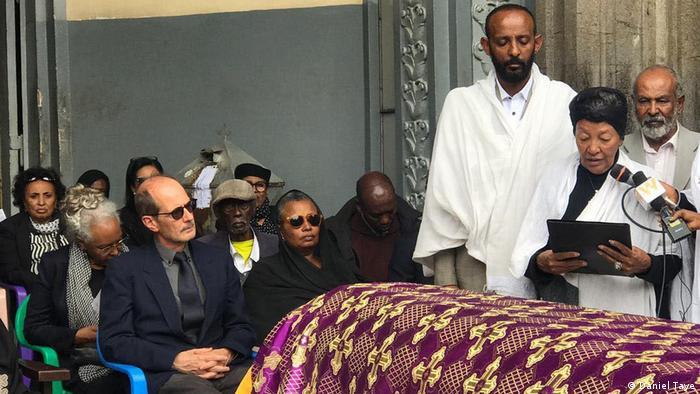 Äthiopien Rita Pankhurst ist verstorben