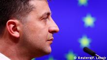 EU Brüssel Wolodymyr Selenskyj, ukrainischer Präsident