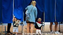 Dänemark Parlamentswahl 2019 | Wahllokal in Kopenhagen