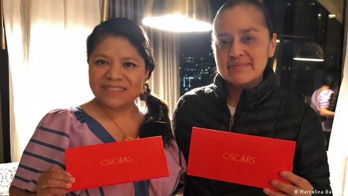 Marcelina Bautista & Norma Palacios Trabamala (Marcelina Bautista)