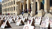 Kolumbien Falsos positivos Gedenken Opfer