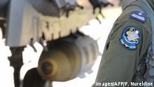 Saudi-Arabien US Kampfjet Symbolbild