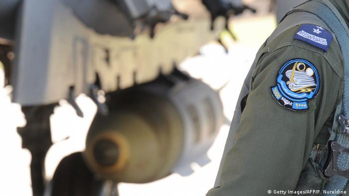A Saudi air force pilot