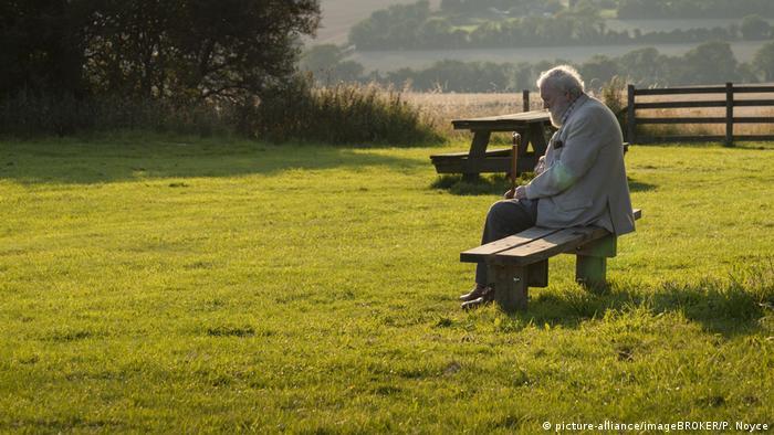 Symbolbild Einsamkeit im Alter