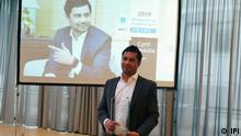 Schweiz Cyril Almeida | World Press Freedom Hero award
