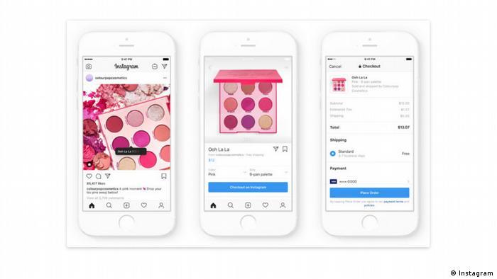 Neues Beauty-Produkt: Auf Instagram entdeckt, auf Instagram gekauft