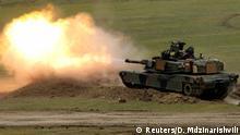 U.S. M1A2 Abrams Panzer