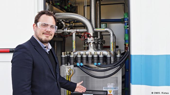 HyBalance chief Soren Pedersen