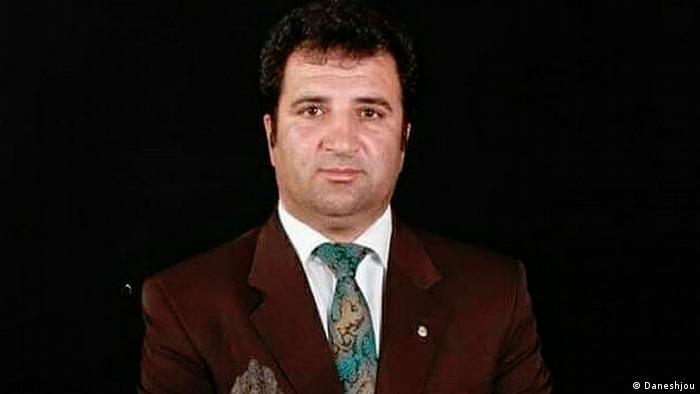 Mohammad Najafi, iranischer Rechtsanwalt