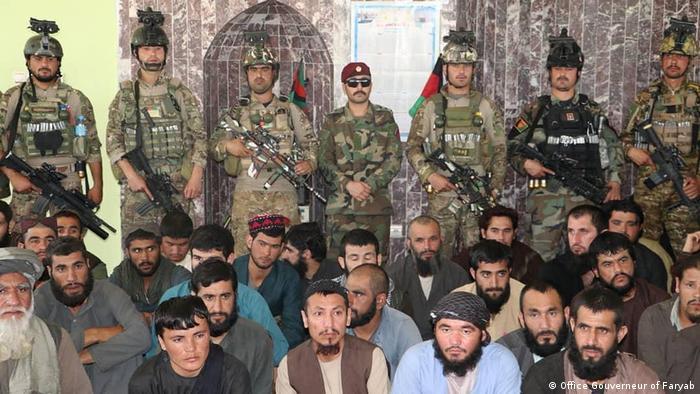 Силы безопасности освободили 83 заключенных из тюрьмы талибов