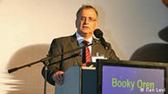 Booky Oren diskutiert auf der Watec über nachhaltigen Umgang mit Wasser und Energie