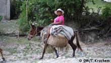 Haiti Farmer Klimawandel