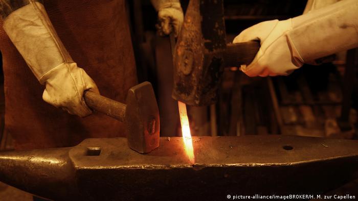 Огонь и печь в немецких поговорках