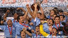 BG Copa America | Sieg Uruguay 2011