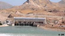 Wasserkraftwerk Sangtudinskaya, Sangtuda Bild: Galim Fashutdinow, Sangtudin, Tadschikistan, Herbst 2009
