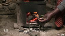 DW Sendung Eco Africa - Effizienter Kochherd in Rwanda