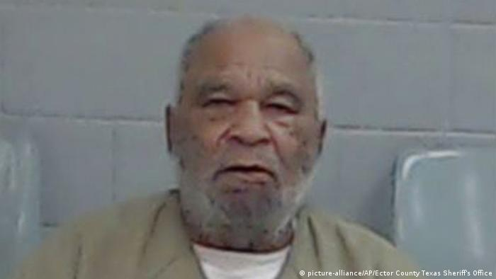 Bildergalerie Serienkiller - Samuel Little (picture-alliance/AP/Ector County Texas Sheriff's Office)