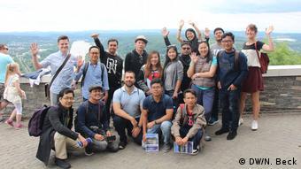DW Akademie Projekt Markets and Movers | Besuch junger JournalistInnen in Deutschland