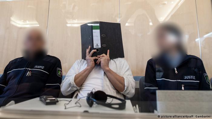 Prozess gegen mutmaßlichen Rizin-Bombenbauer von Köln
