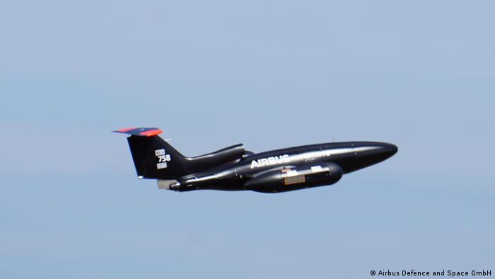 Le jeu des drones d'Airbus au-dessus de l'Allemagne
