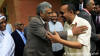 Ethiopian Prime Minister Abiy Ahmed (Reuters/M.N. Abdallah)