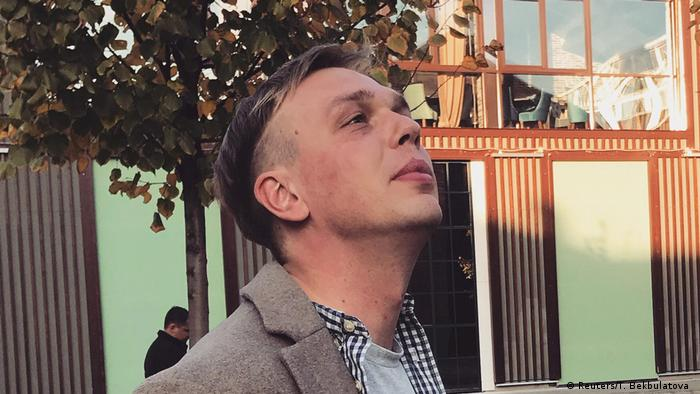 Russland Journalist Ivan Golunov (Reuters/T. Bekbulatova )