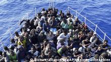 UNO kritisiert Lage von Migranten in Libyen