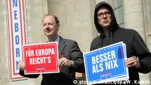 Die Partei (picture-alliance/dpa/W. Kumm)