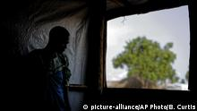 SüdSudan - 32 Jährige geflüchtete die Opfer von sexueller Gewalt wurde